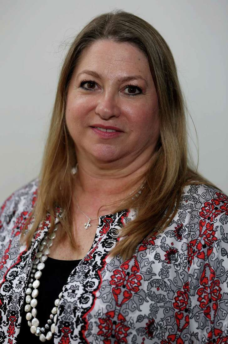 Judge Alyssa Lemkuil of 507th Judicial District Court pose for a portrait at Houston Chronicle Wednesday, Sept. 7, 2016, in Houston. ( Yi-Chin Lee / Houston Chronicle )
