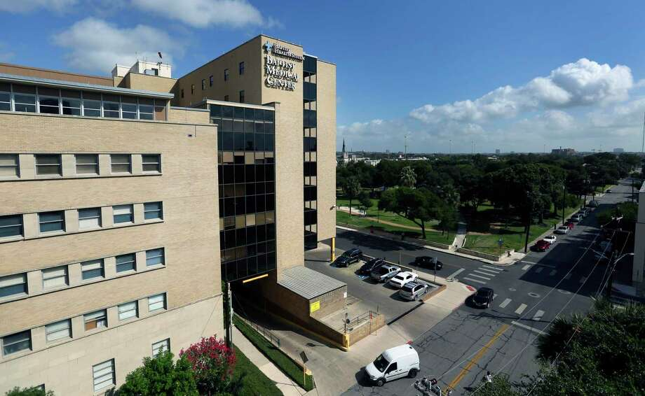 Baptist Health System has the Baptist Medical Center in downtown San Antonio. Photo: William Luther /San Antonio Express-News / © 2016 San Antonio Express-News