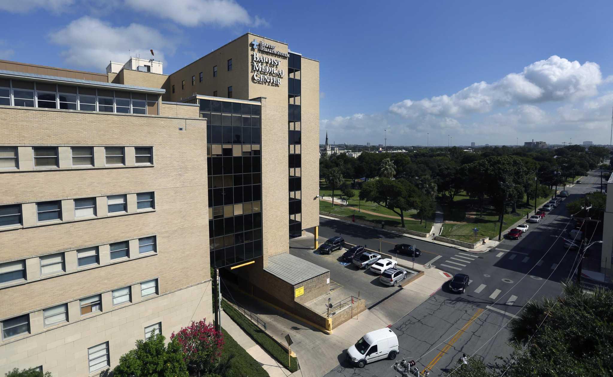 Six San Antonio Area Hospitals In The Baptist Health