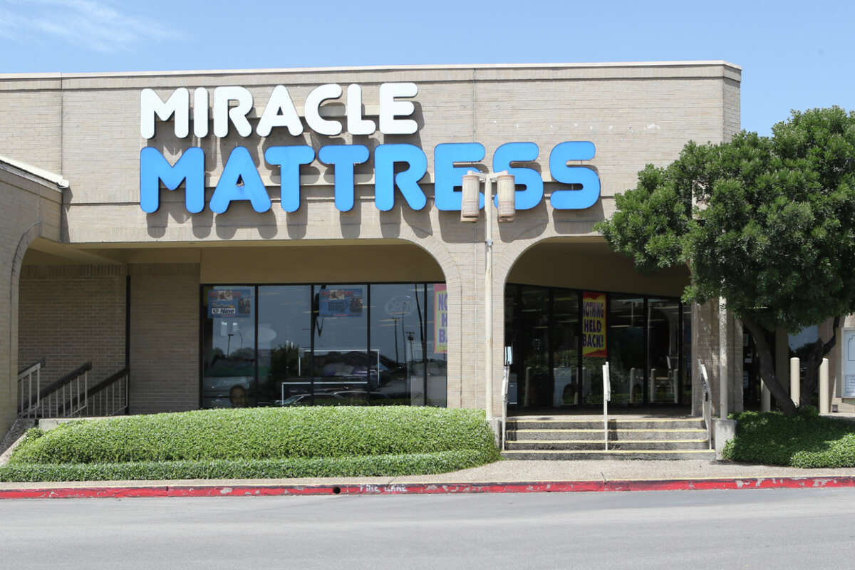 The Miracle Mattress store at 4945 Northwest Loop 410 on Friday, Sept. 9, 2016. Owner Mike Bonanno said Thursday the store will reopen