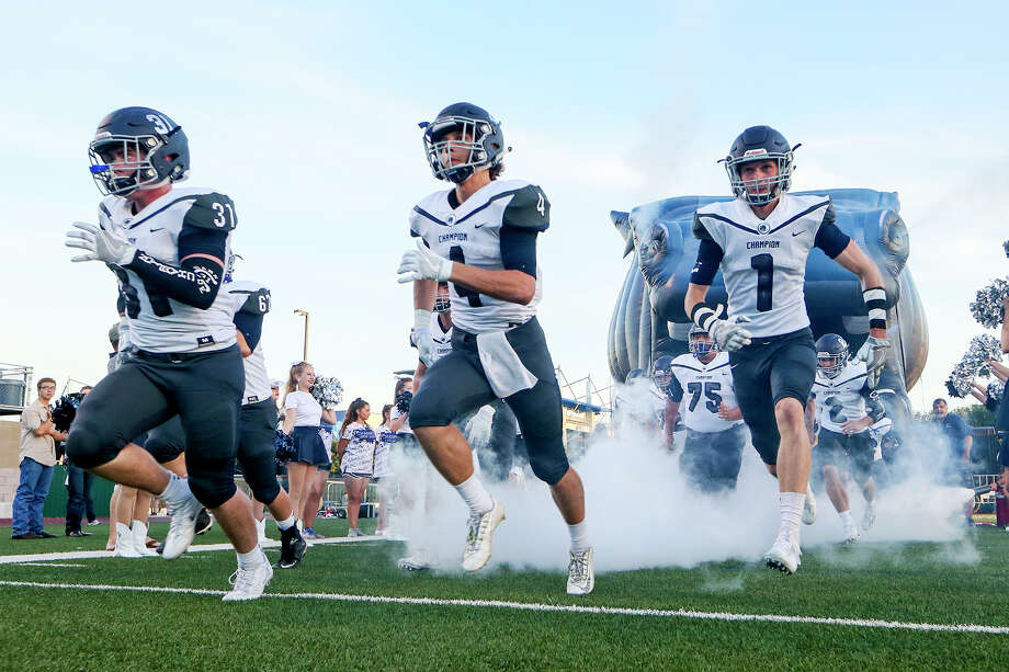 Boerne Champion, Black Team Konner Beavers, WR 