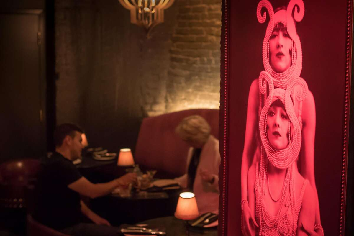 The interior of the Black Cat in San Francisco, Calif. is seen on September 9th, 2016.