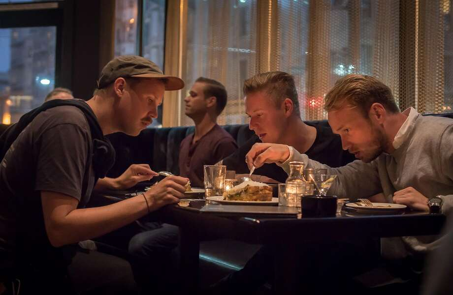 People have dinner at the Black Cat in San Francisco, Calif. on September 9th, 2016. Photo: John Storey, Special To The Chronicle