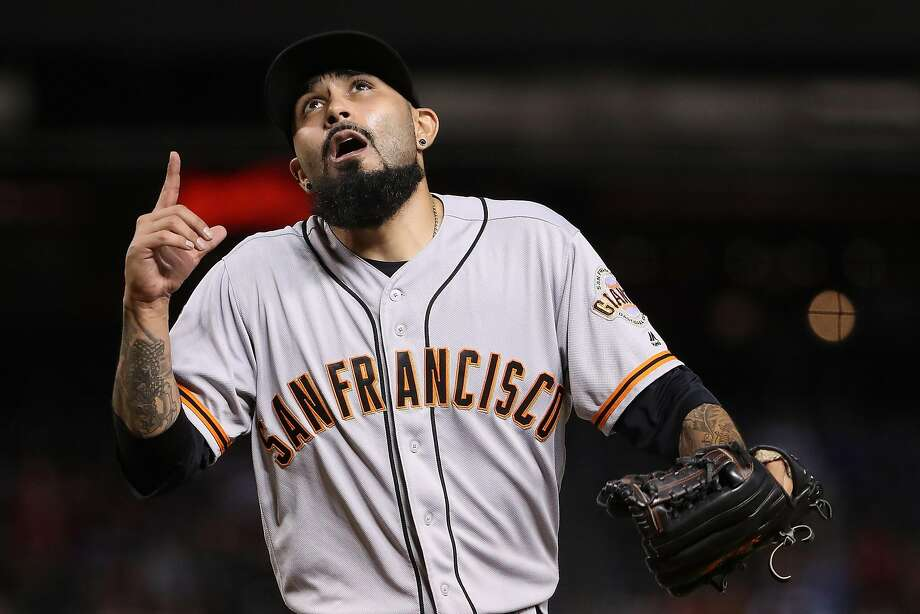 Sergio Romo Photo: Christian Petersen, Getty Images