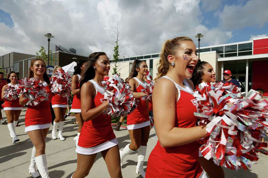 University of Houston traditions, myths, and legendsSince its founding in 1927, the University of Houston has been rooted in the Bayou City and now serves more than 45,000 undergraduate and graduate students. To see the traditions, myths, and legends of Houston's largest university. Information pulled from UHCougars.com and UH.edu Photo: Yi-Chin Lee, Houston Chronicle / © 2015  Houston Chronicle