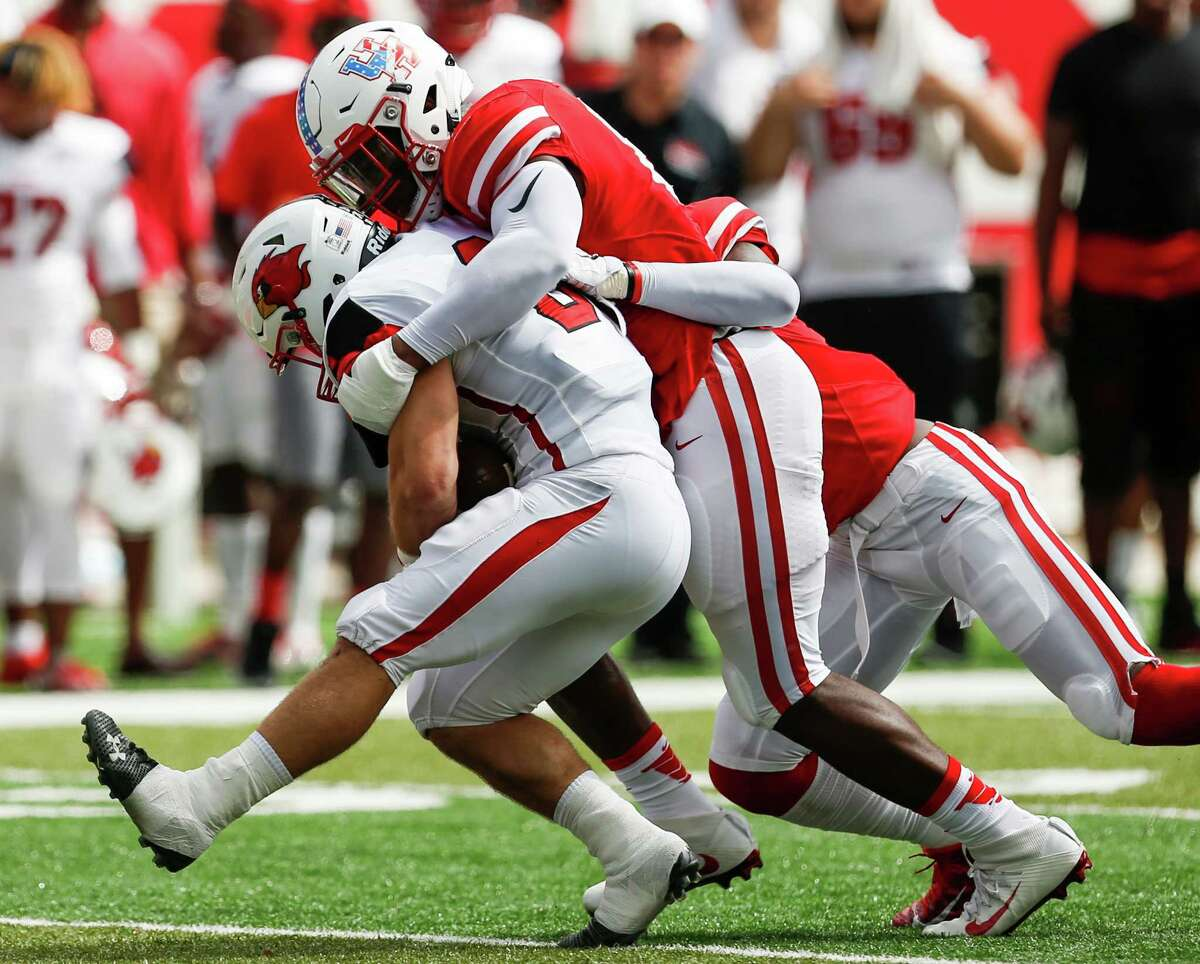 TEXAS COLLEGES AND LOCAL DRAFT PROSPECTS Tyus Bowser, LB, Houston High school: Tyler John Tyler Projected round: 1-2