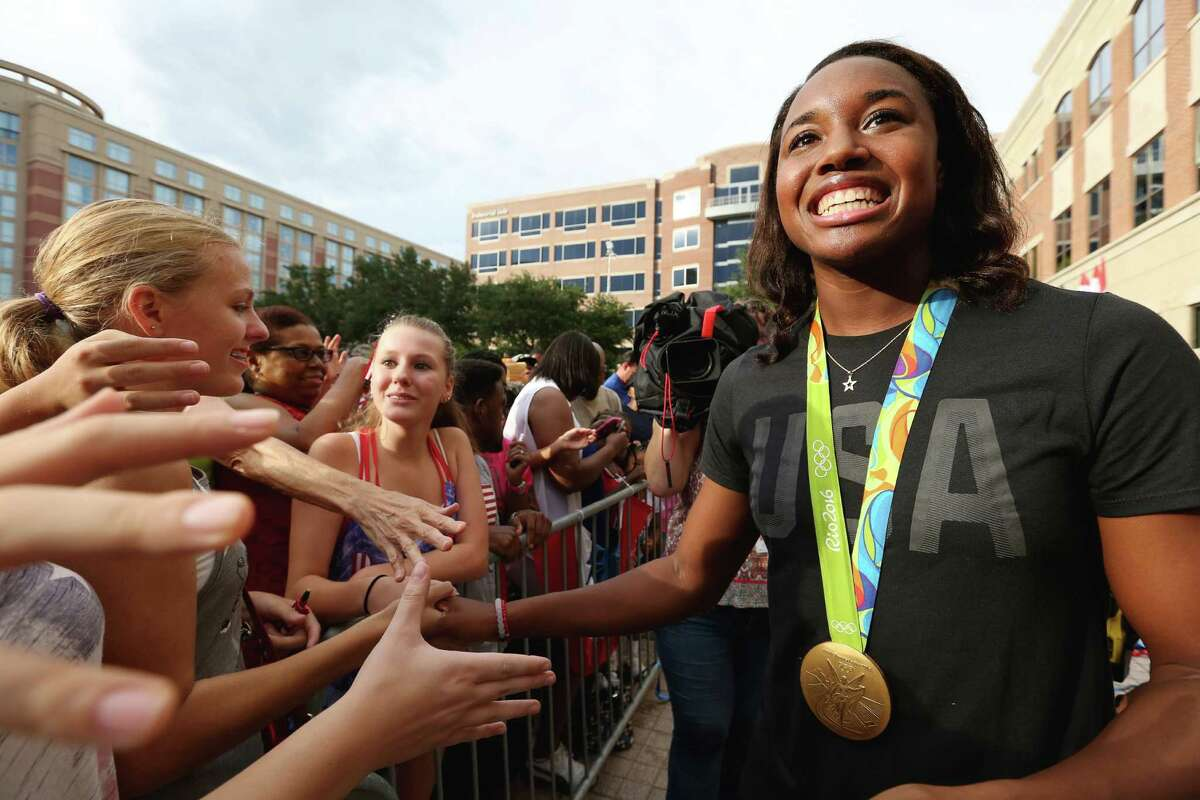 After her star turn at the Rio Olympics, gold medalist and swimming pioneer Simone Manuel has opted to turn professional, forgoing her remaining eligibility at Stanford.
