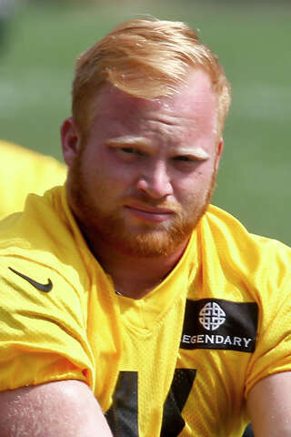 ee5fcf88192 Pittsburgh Steelers linebacker Tyler Matakevich during NFL football  practice
