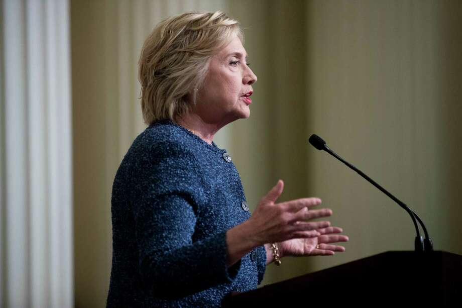 Hillary Clinton could spend $2.2 million every day until Election Day and still not run out of money, and every month she raises millions of dollars more than Donald Trump. Yet the Democratic nominee is not letting up on the fundraising gas.Keep clicking to see which celebrities have donated to or endorse Hillary Clinton. Photo: Andrew Harnik, AP / Copyright 2016 The Associated Press. All rights reserved.
