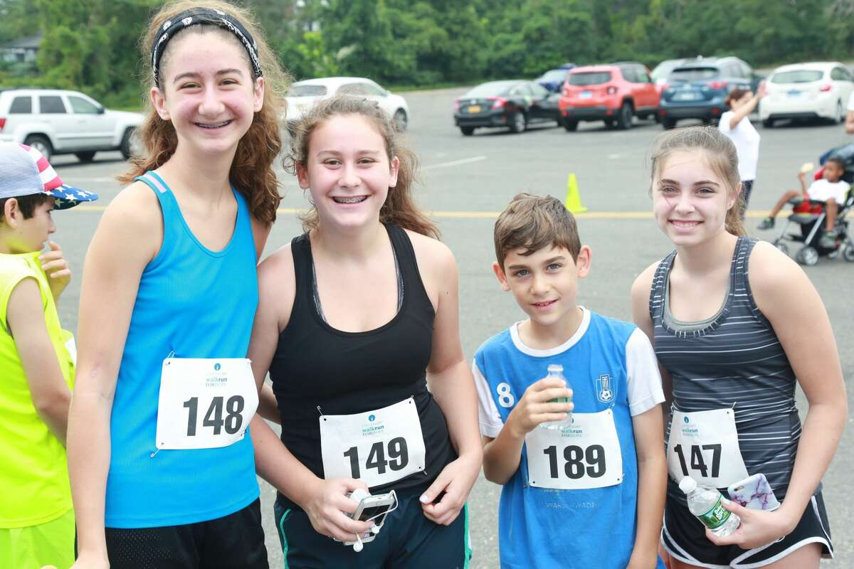 The 10th Annual CancerCareFairfield Walk/Run for Hope was held at Jennings Beach on September 11, 2016. Participants raised money forsupport services available to anyone affected by cancer. Were you SEEN?
