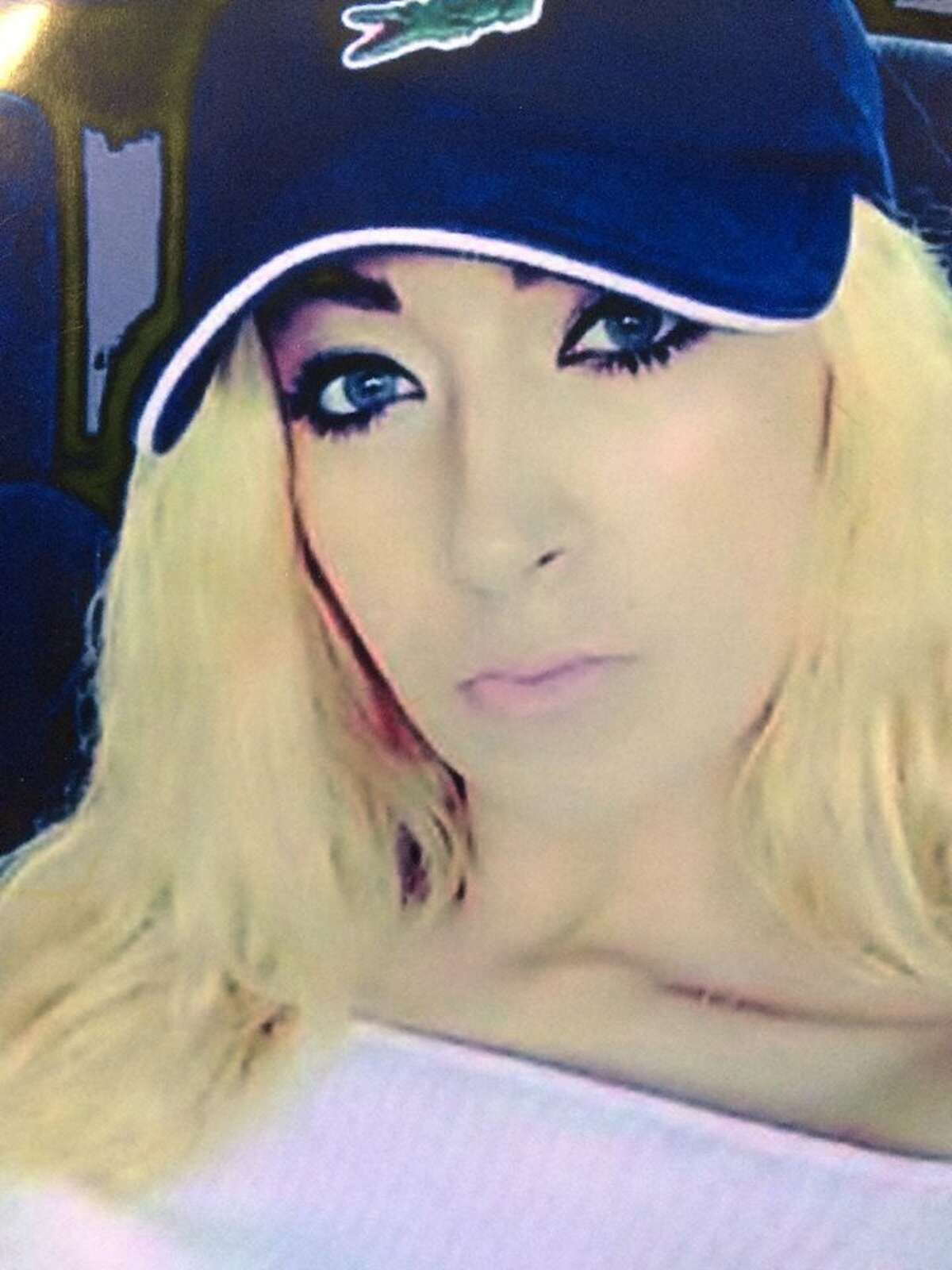 Halle P. Schmidt, 21, of Copake, was reported missing on Sept. 4, 2016. The Columbia County Sheriff's Office is investigating if a body found Saturday, Sept. 10, 2016 is Schmidt. (Columbia County Sheriff's Office) ORG XMIT: mjTWgEb23cw3M0hSBWNR