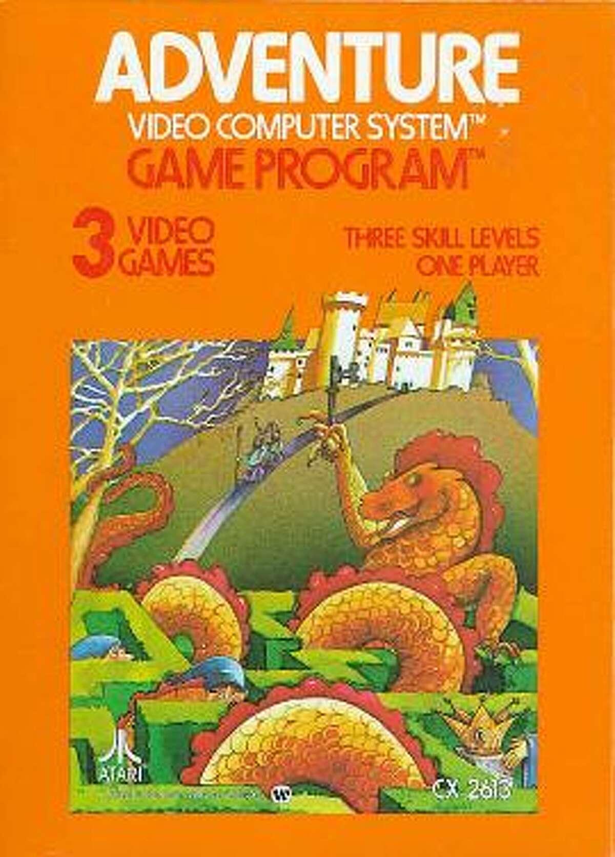 1979 - Adventure Atari 2600