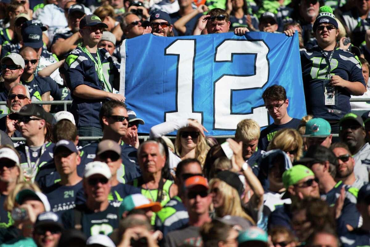 12: Seahawks fans