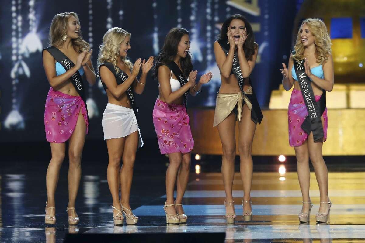 Cosplay Marvel Miss America
