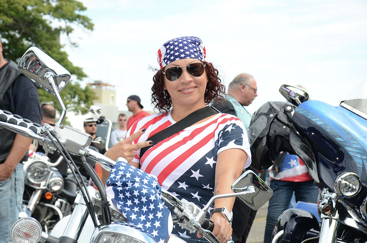The CT United Ride, Connecticut's largest 9/11 tribute - a 60 mile motorcade through 10 towns in Fairfield County - was held on Sept. 11, 2016, the 15th anniversary of the terrorist attacks. The ride started in Norwalk and continued through Fairfield County, ending in Bridgeport. Were you SEEN?