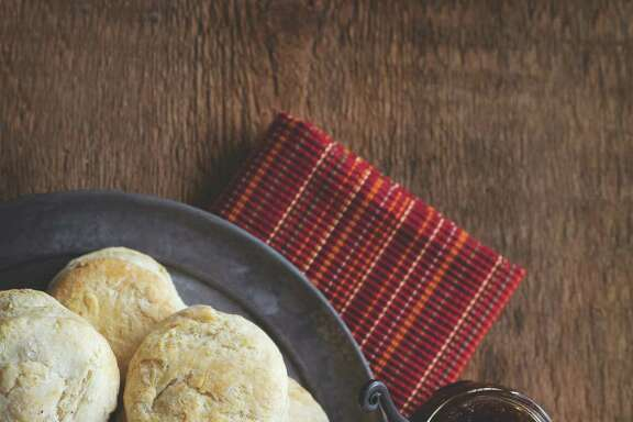"Angel Biscuits from Cover: ""Cookin' It with Kix"" by Kix Brooks (Thomas Nelson Press, $27)."