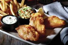 Applebee's Hand-Battered Fish and Chips
