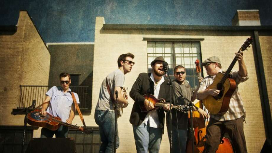 The Hillbenders — Sept. 22 Photo: PHOTO PROVIDED