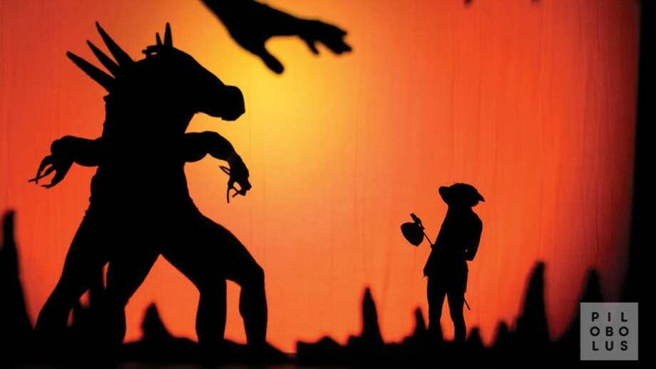 Pilobolus: Shadowland — Feb. 18 Photo: PHOTO PROVIDED