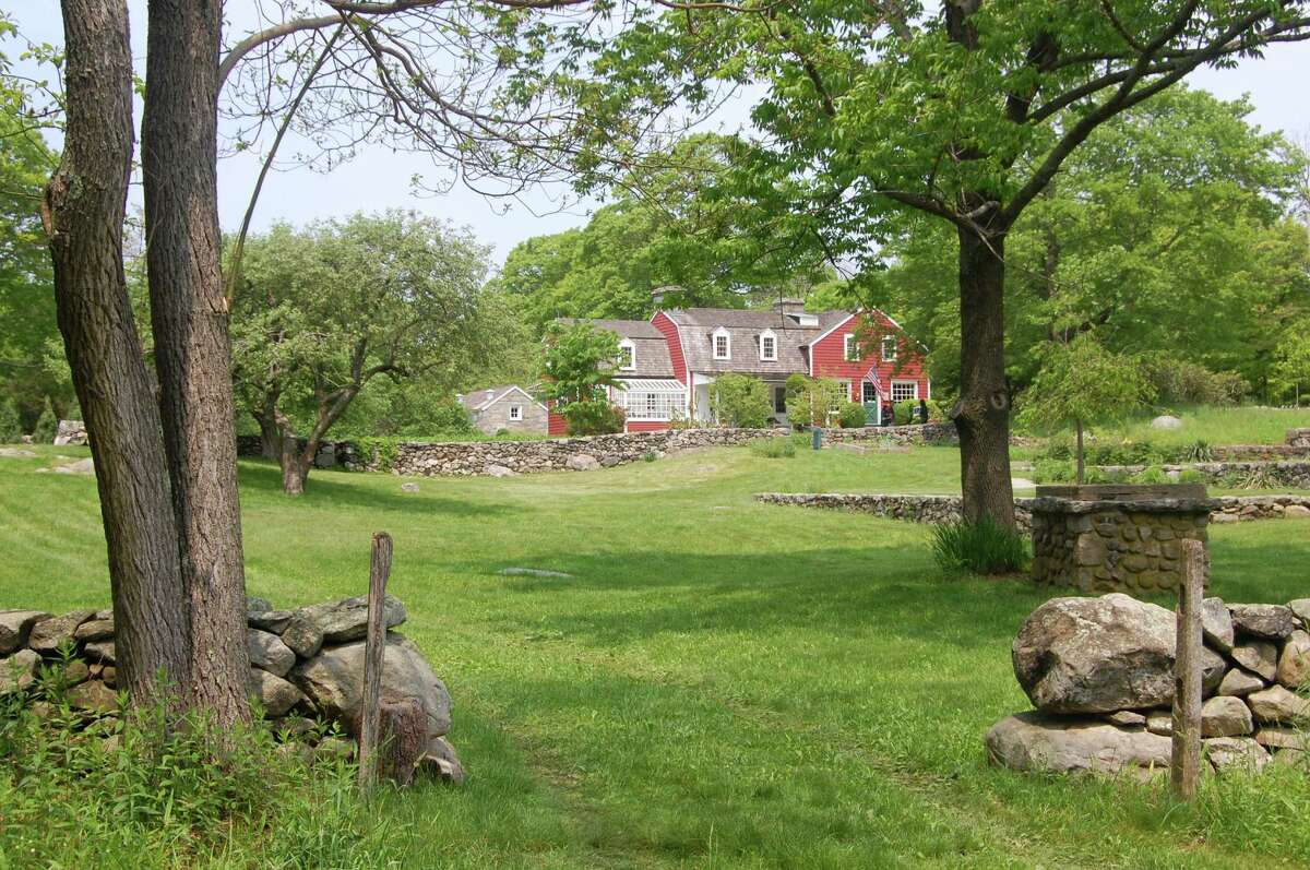 Weir Farm National Historic Site in Ridgefield and Wilton is the only national park in Connecticut.