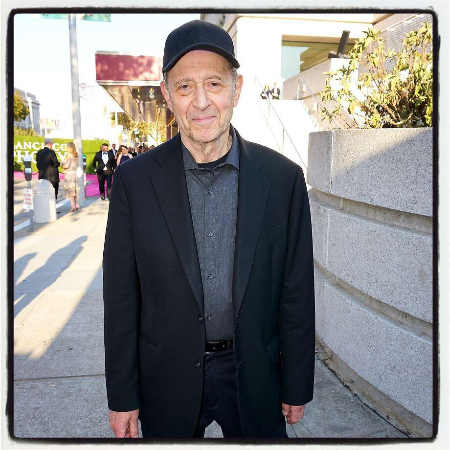 Steve Reich celebrated his 80th birthday at the S.F. Symphony Gala. Photo: Catherine Bigelow, Special To The Chronicle