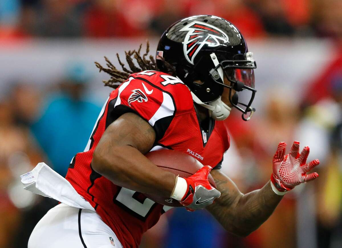 30. Atlanta Falcons (0-1): Devonta Freeman struggled mightily against the Buccaneers, rushing for just 20 yards on 11 carries. Last week: 28