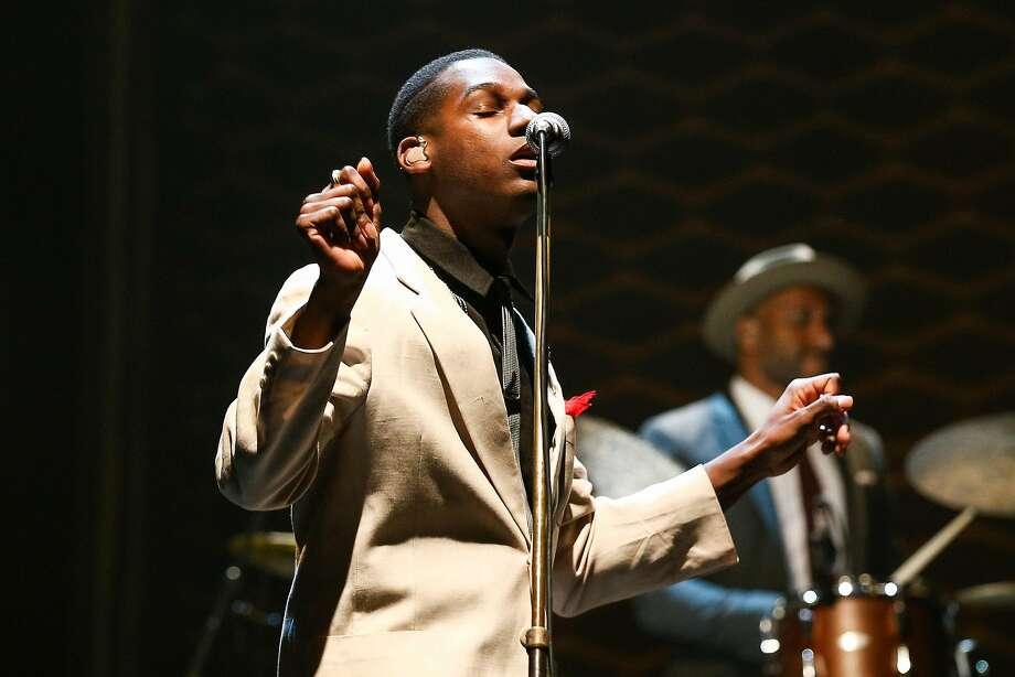 Leon Bridges has sung his '60s- inflected R&B for President Obama. Photo: John Salangsang, John Salangsang/Invision/AP