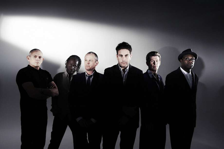 The British ska band the Specials. Photo: Courtesy Of The Artist, �deanchalkley
