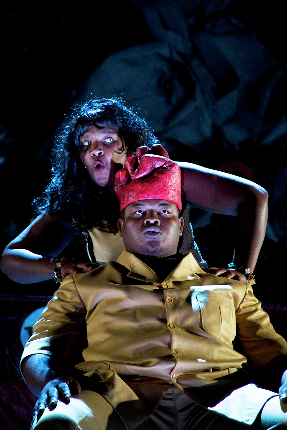 South African opera based on Verdi's
