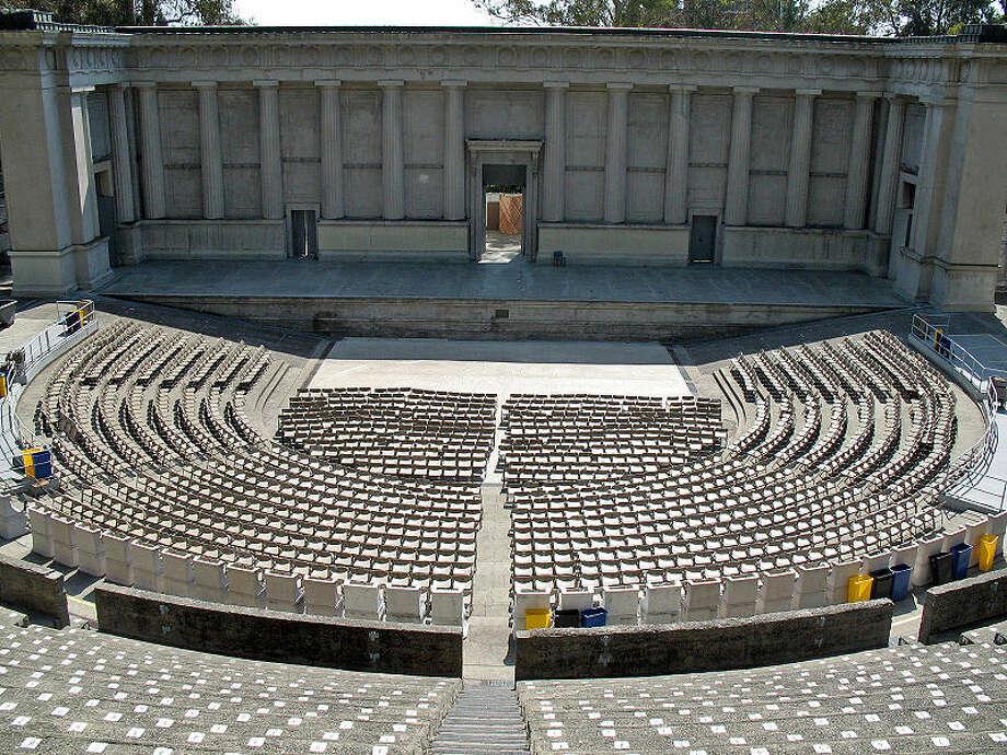 Greek Theatre Berkeley Sanfranman59/Creative Commons