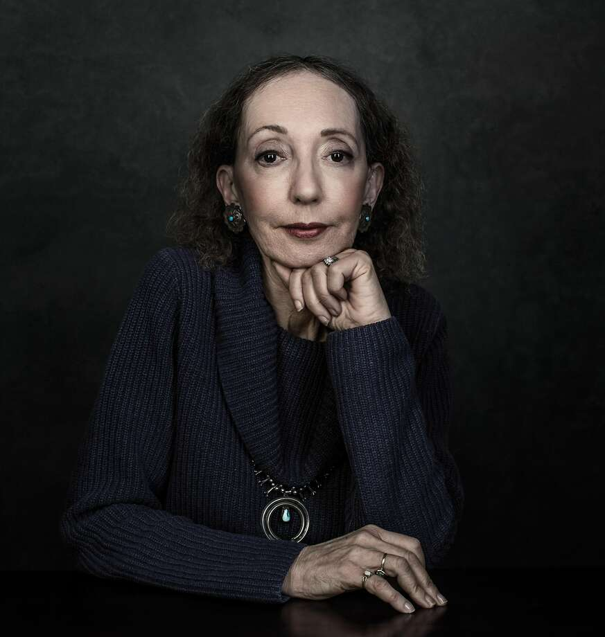 Joyce Carol Oates Photo: Dustin Cohen