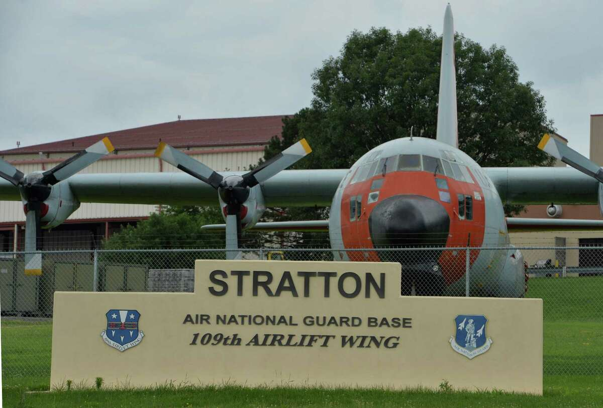 Stratton Air Base on Monday, July 8, 2013, in Glenville, N.Y. (Skip Dickstein/Times Union archive)