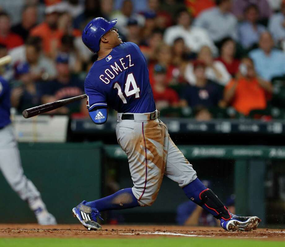 Rangers' Carlos Gomez benefits from a change of scenery ...