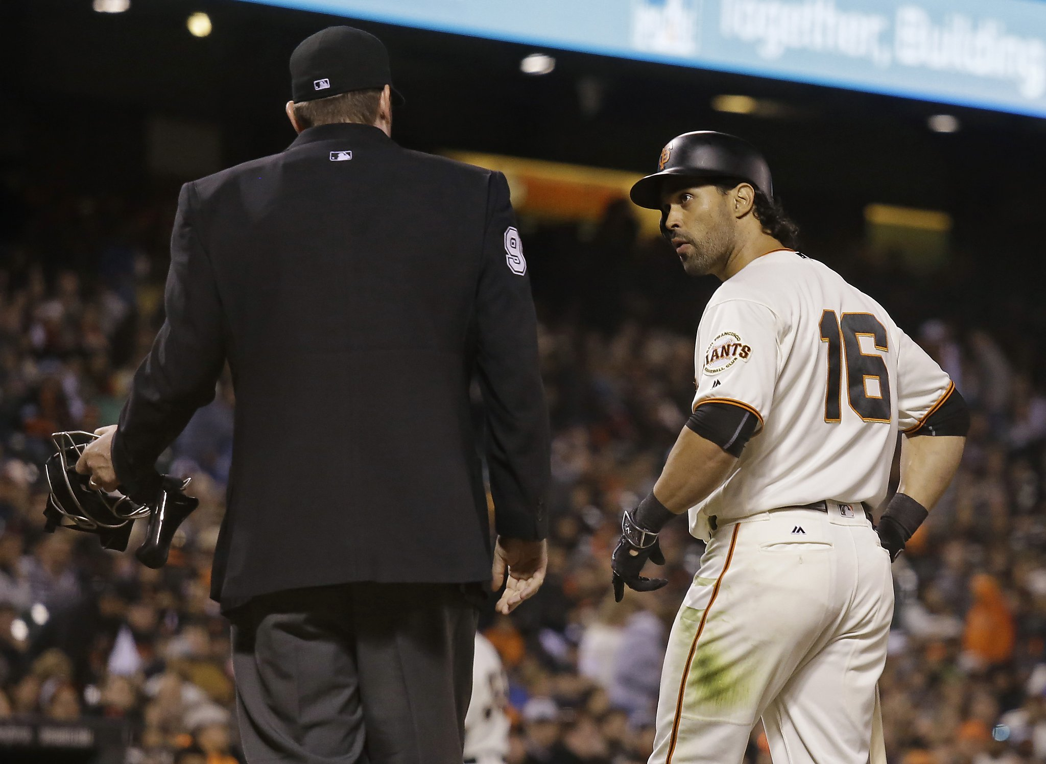 Giants' win streak ends quietly against Padres - SFGate