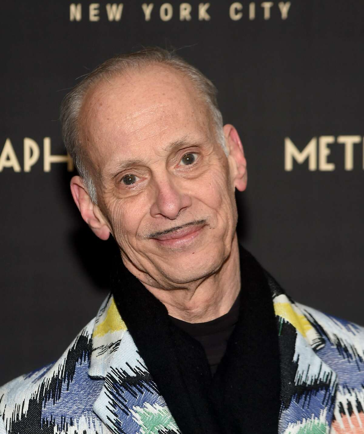 NEW YORK, NY - MARCH 02: John Waters attends the Metrograph opening night at Metrograph on March 2, 2016 in New York City. (Photo by Jamie McCarthy/Getty Images)