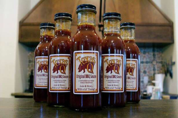 Signature sauce from Kingwood's The Q Joint, soon to be on sale at H-E-B.