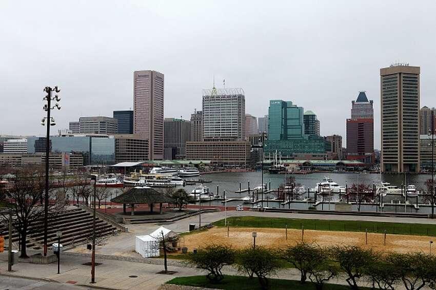 19. Baltimore, MD