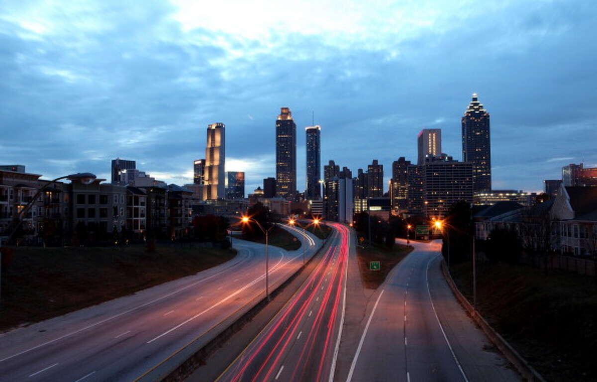 9. Atlanta Year-over-year increase in one-bedroom rent: 11.4%