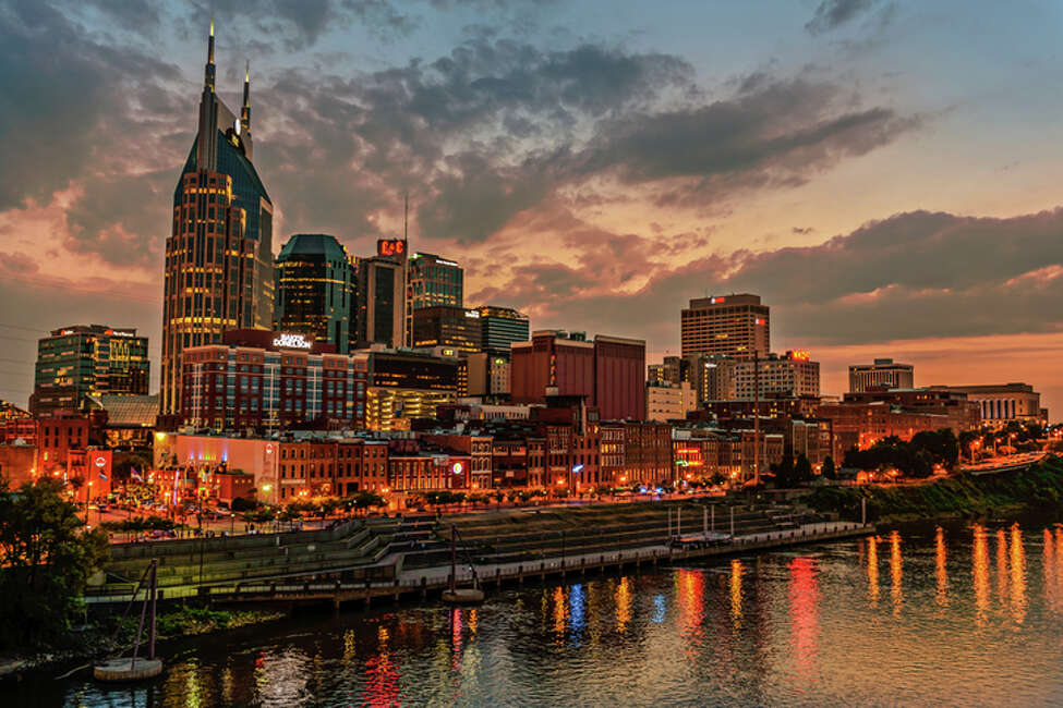 Nashville, Tenn. Median top-tier home price: $430,100 Income to be rich: $97,910