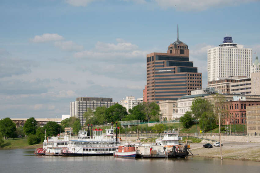 19. Memphis Average salary, software applications developer: $76,360 Income left over after living expenses and taxes, software applications developer: $28,336