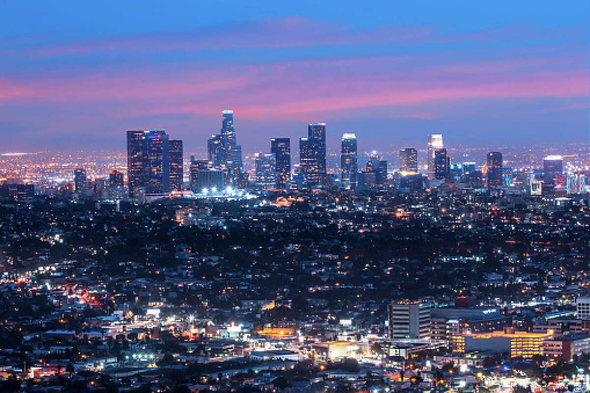2. Los Angeles Moving company Mayflower identified the top cities attracting Millenial movers. The company used data from 2016 moves.