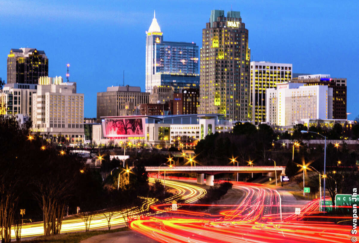 25. Raleigh, NC Asthma attacks: 6,416 School days lost: 4,668 Emergency room visits: 18 Source: Clean Air Task Force
