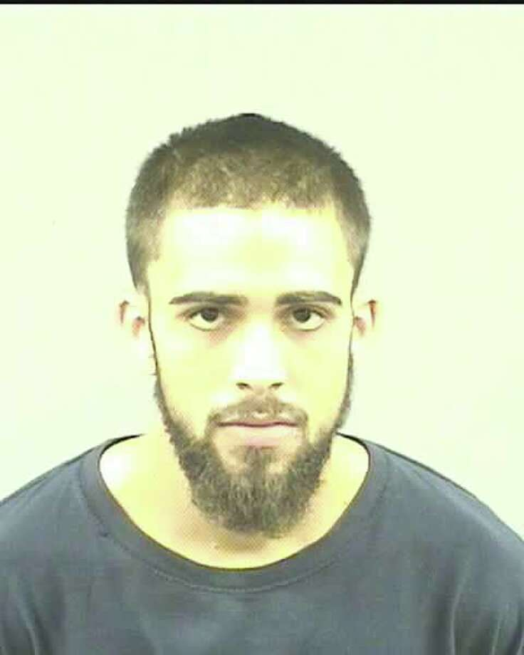 Miguel Maldonado of Bridgeport was arrested on Sept. 12, 2016 on drug and weapons charges. Photo: Contributed Photo