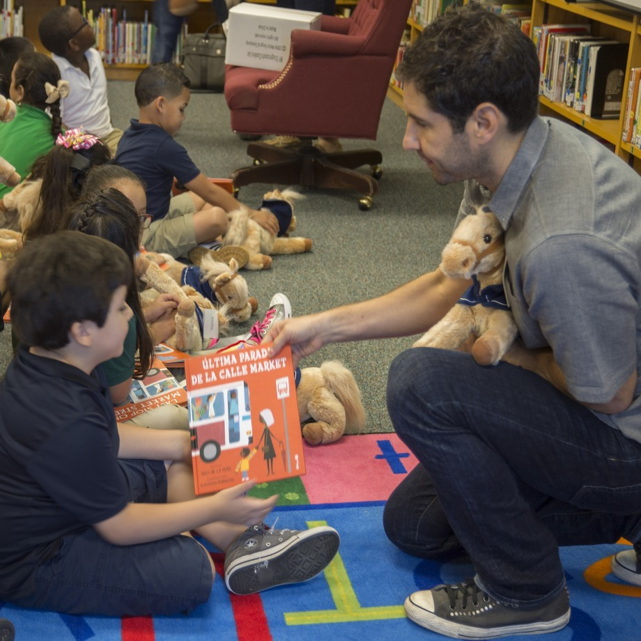 Project Literacy 2016 - Midland Texas Photo: Tim Fisher, Midland Reporter-Telegram