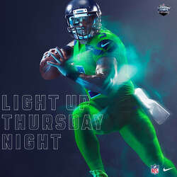 low priced 0ee64 36d4d What NFL team's color rush uniforms look like ...