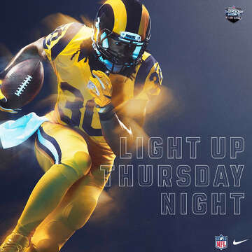 low priced b9cde 5db92 What NFL team's color rush uniforms look like ...