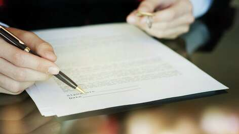 Title problems can arise if there is no probated will.