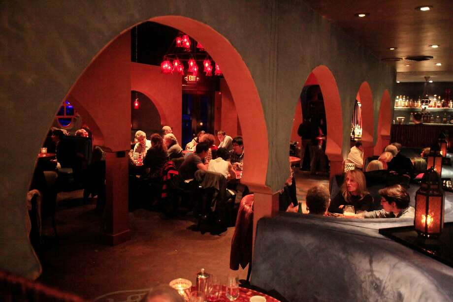 San Francisco's Aziza in 2009. Photo: Lea Suzuki, The Chronicle