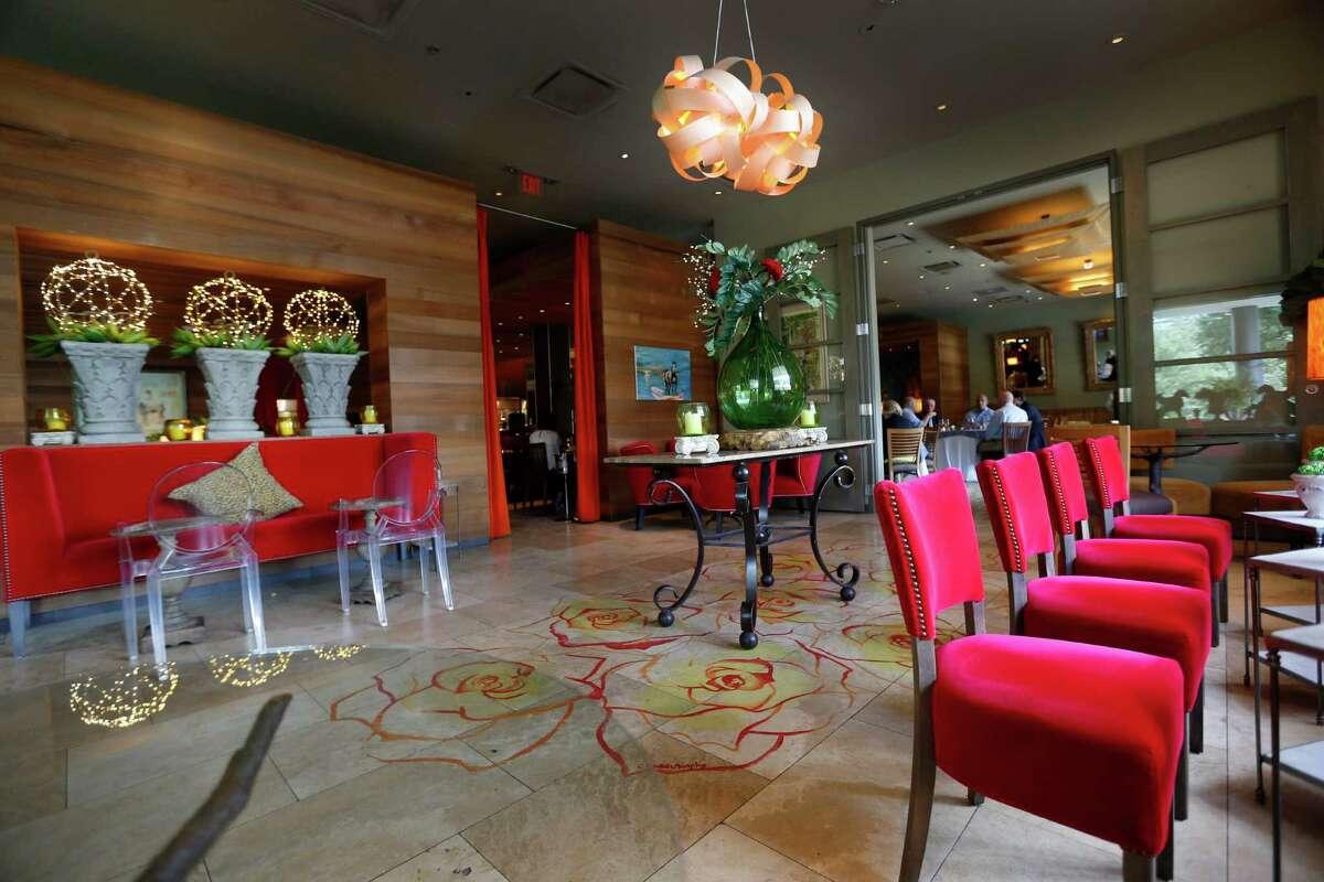 Interior at Cafe Annie