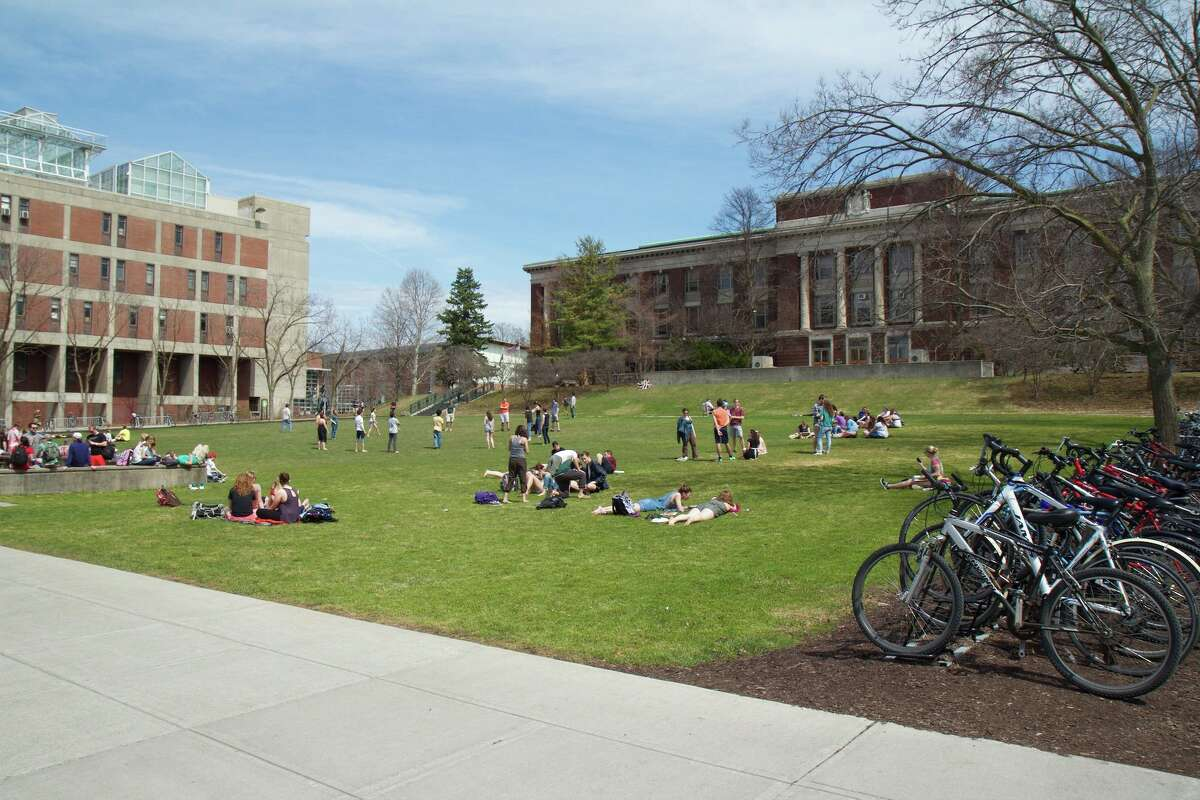 SUNY College of Environmental Science and Forestry in Syracuse.